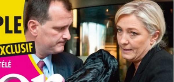 Le coiffeur de Marine Le Pen victime de harcèlement sexuel