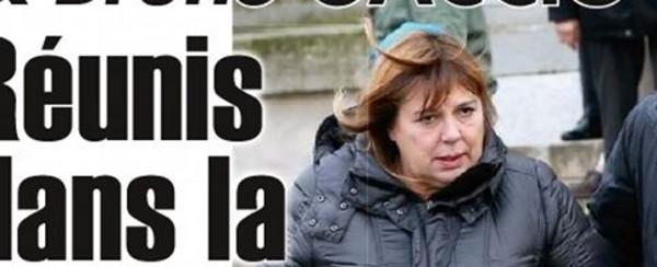 Michèle Bernier, son émouvant plaidoyer pour les caricaturistes de Charlie Hebdo
