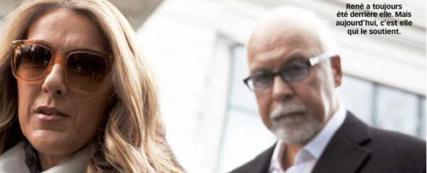 René-Charles, le premier soutien de Céline Dion
