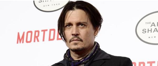 Johnny Depp- Paris Match dévoile sa devise