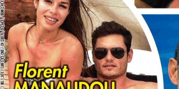 Florent Manaudou séparé de Fanny Skalli, après trois ans de relation