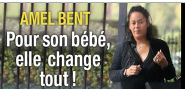 Amel bent pour son b b elle change tout for Elle subscription change address