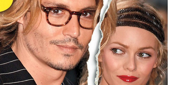 Vanessa Paradis- Johnny Depp alcoolique durant leur relation ? (photo)
