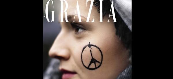 Attentats -Sandrine Kiberlain et Sylvie Testud, des réactions intimes et instantanées dans Grazia