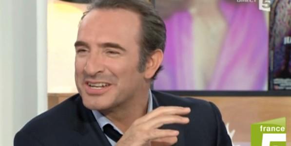 Jean Dujardin n'oublie pas Nice (photo)