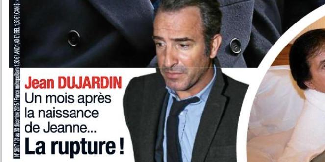 Jean dujardin une rupture selon france dimanche for Dujardin france