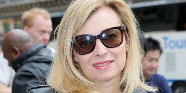 Valérie Trierweiler confirme être en contact avec François Hollande