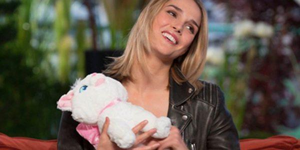 Camille Lou dévoile une photo émouvante avec Grégory Lemarchal, sa grande idole