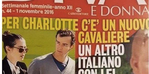 Charlotte Casiraghi séparée de son mystérieux cavalier ?