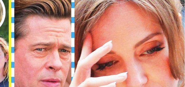 Angelina Jolie et Brad Pitt, leurs enfants font vivre un enfer aux voisins !