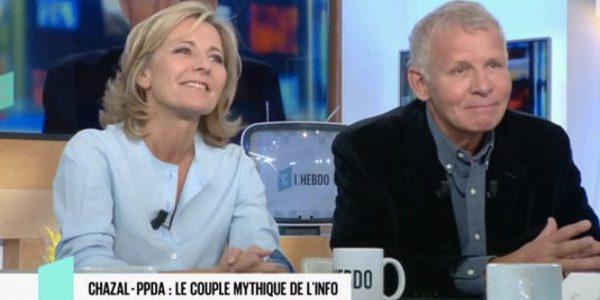 Pour venger Claire Chazal, PPDA veut la peau de  Jean-Marc Morandini