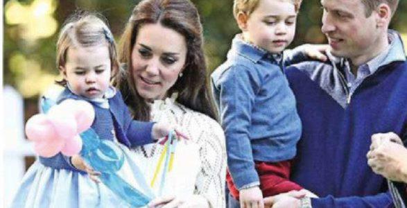 Kate Middleton, sa fille Charlotte génère déjà près de cinq millards d'euros à l'économie britannique