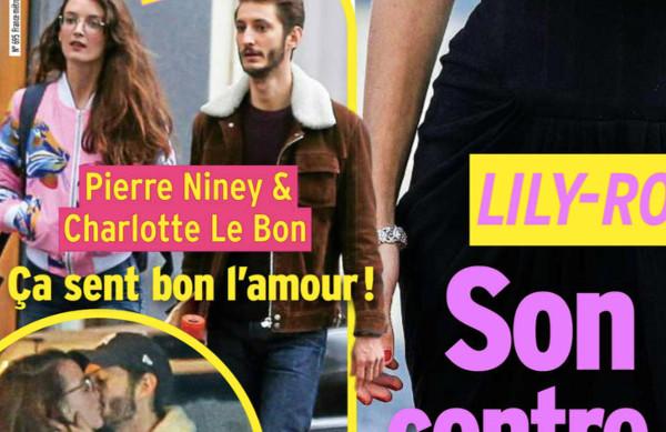 Charlotte Le Bon En Couple Avec Pierre Niney