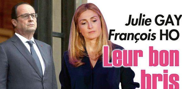 François Hollande – comment a-t-il vécu la révélation de son histoire avec Julie Gayet ?
