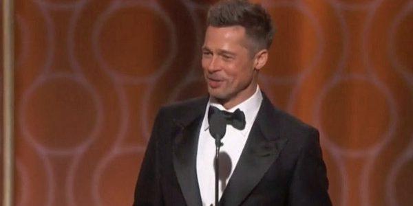 Brad Pitt aminci et en pleine forme pour sa première apparition depuis son divorce (vidéo)