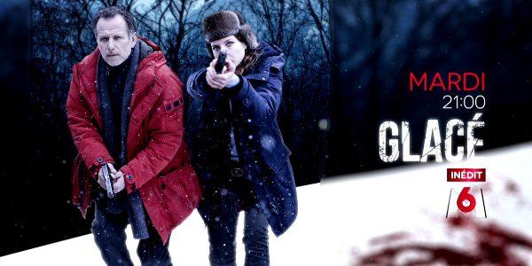 Charles Berling et Julia Piaton enquêtent dans Glacé sur M6 (vidéo)
