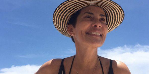 Cristina Cordula a clamé son amour pour la France chez Michel Drucker