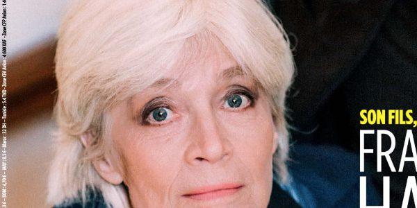 Françoise Hardy- « Je ne pense pas que je survivrais longtemps à Jacques Dutronc »