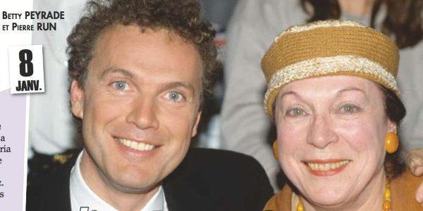 Julien Lepers en deuil – sa mère Maria Rémusat est morte