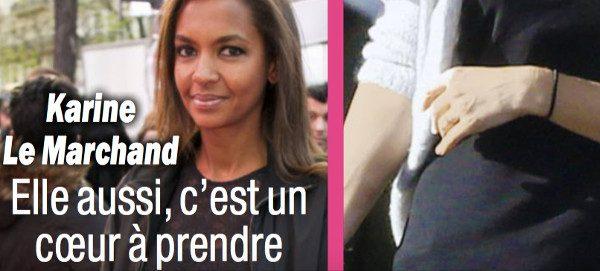 Karine Le Marchand séparée de Benjamin, son chirurgien esthétique ? Closer sème le doute