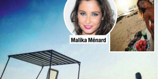 Malika Ménard et Ycare en couple selon Closer