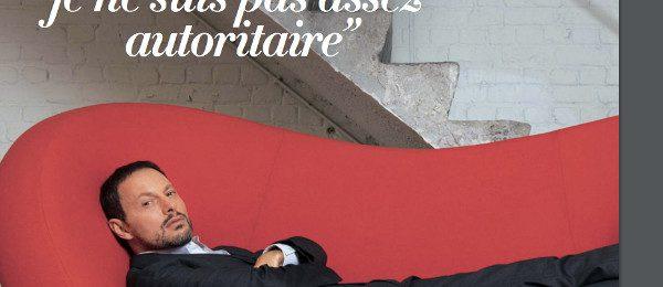 Marc-Olivier Fogiel-  France 3 arrête Le Divan