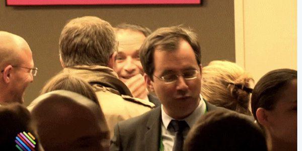 Arnaud Montebourg ose une blague sur la défaite  Benoît Hamon au premier tour