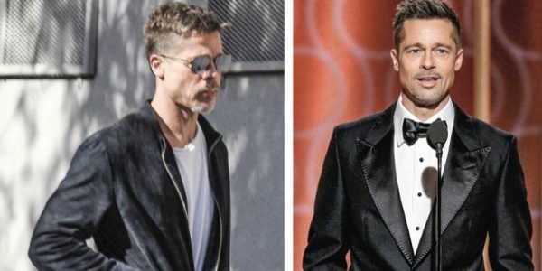 Brad Pitt dans les bras d'une autre femme ?