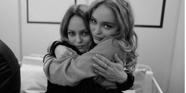 La fille de Vanessa Paradis s'affiche au McDo pour en finir des rumeurs de son anorexie (photo)