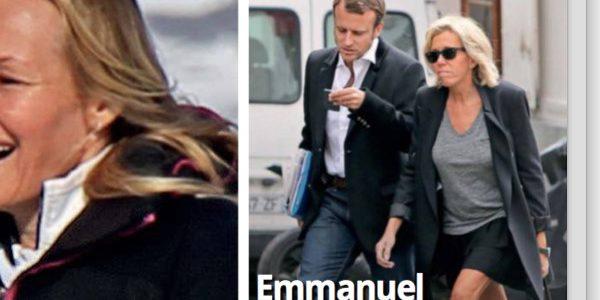 Brigitte Macron évitée par son ex André-Louis Auzière-  «il n'a pas assisté aux funérailles de sa propre mère»