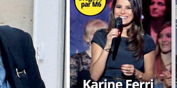 Karine Ferri draguée par M6. Présentera-t-elle Nouvelle Star ?