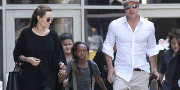 Angelina Jolie et Brad Pitt en Ethiopie avec leur famille Zahara pour apaiser les tensions ?