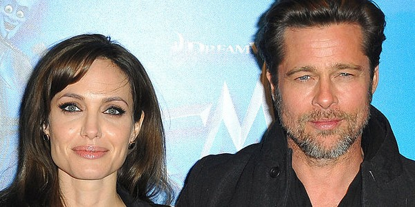 Brad pitt laiss seul la maison pour la f te des for Angelina maison de l afrique