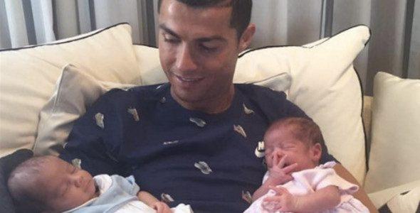 Cristiano Ronaldo et Georgina, le sexe de leur bébé devoilé (photo)