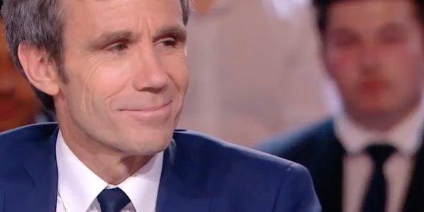 Viré de France 2,  David Pujadas fait enfin ses cartons (photo)
