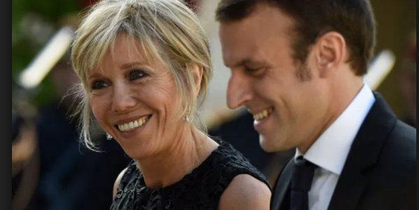 La maison d'Emmanuel et Brigitte Macron surveillée 24h/24 (photos)
