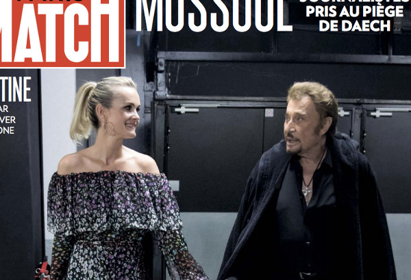 laeticia hallyday sur l tat de sant de johnny je suis terrifi e. Black Bedroom Furniture Sets. Home Design Ideas