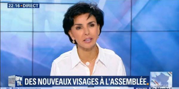 Rachida Dati minimise les violences subies par Nathalie Kosciusko-Morizet