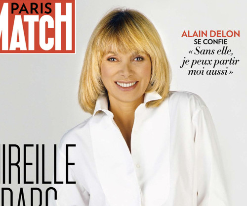 mireille darc son mari brise le silence sur la nuit avec alain delon. Black Bedroom Furniture Sets. Home Design Ideas