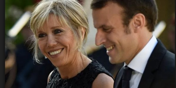 Brigitte macron son action lou e par marl ne schiappa - Helene darroze et son mari ...