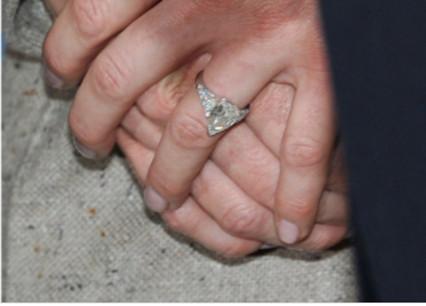 bague diamant karine lemarchand