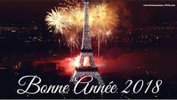 Bonne ann e et heureuse ann e 2018 - Bonne nouvelle anne ...