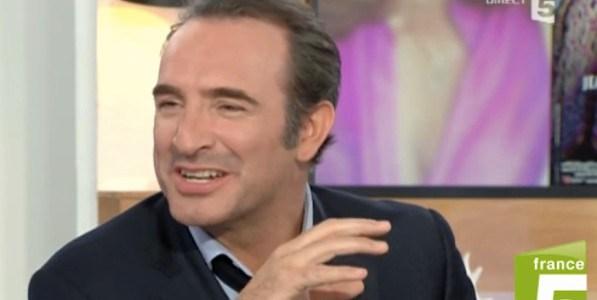 Jean dujardin a t il chop la grosse t te il r pond for Livre jean dujardin
