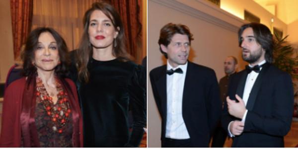 Charlotte casiraghi et dimitri rassam bruxelles pour la for Pierre mabille le miroir du merveilleux