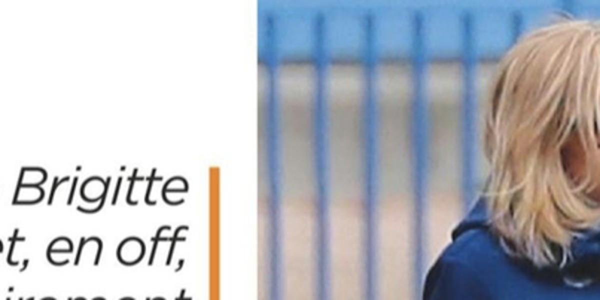 Emmanuel et Brigitte Macron, «un sérieux coup de vieux», confidence du chef de l'Etat