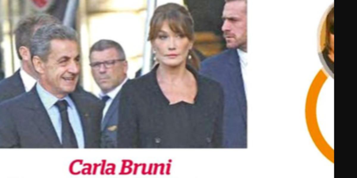Carla Bruni ouvre sa Boîte à secrets chez Faustine Bollaert, la surprise de Julien Clerc