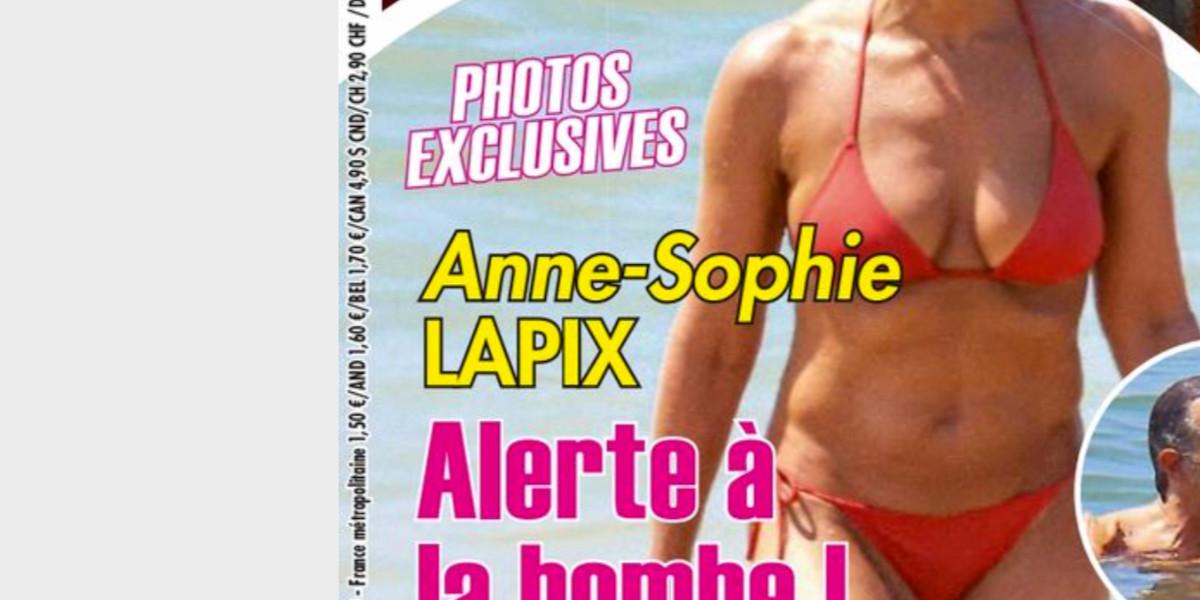 Anne-Sophie Lapix, alerte à la bombe à Saint-Jean de Luz, son programme des vacances détaillé