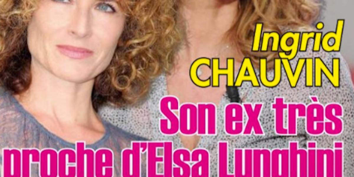 Ingrid Chauvin, le coeur brisée par Elsa Lunghini, proche ...