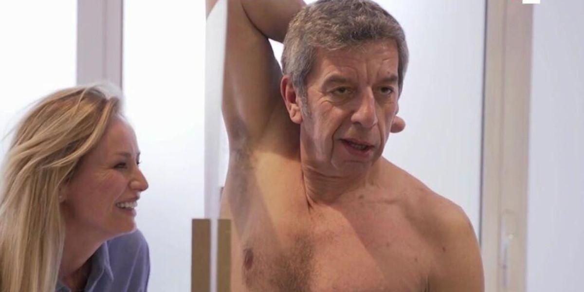 Michel Cymès, une nouvelle aventure avec Adriana Karembeu, sa confidence