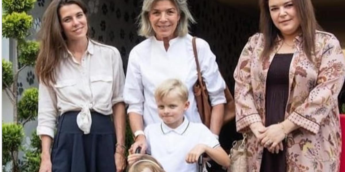 Charlotte Casiraghi «abandonne» Dimitri Rassam et leurs enfants à Paris, la raison de la distance